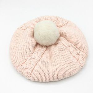BABY GAP Cable Knit Beanie Hat SZ 12-18M